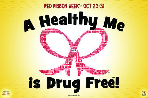 Make it a Red Ribbon Week!