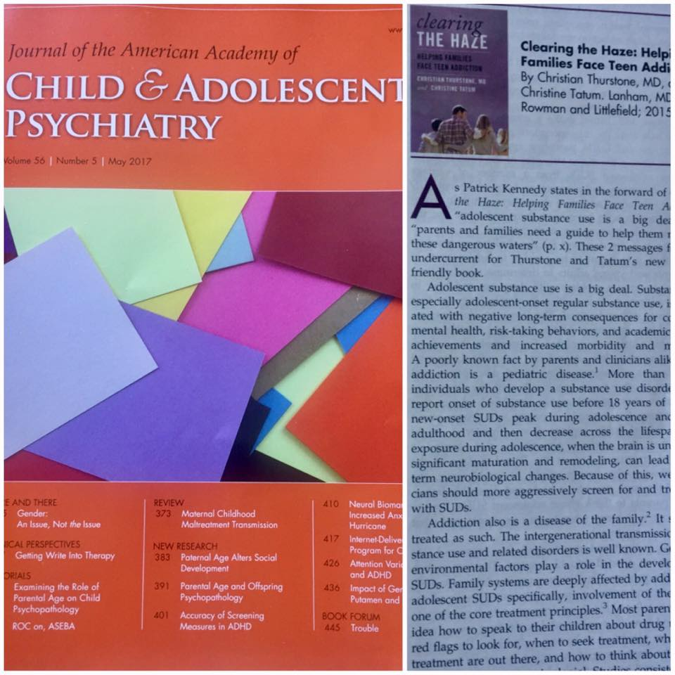 American Academy of Child and Adolescent Psychiatry Review