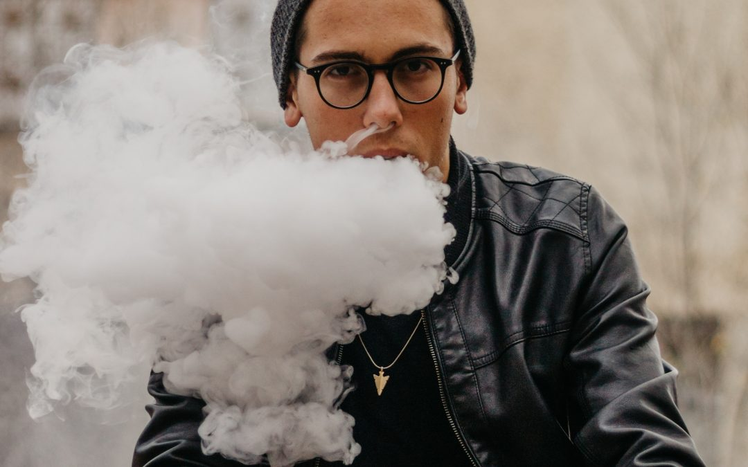 Vaping linked to increased risk of tobacco use