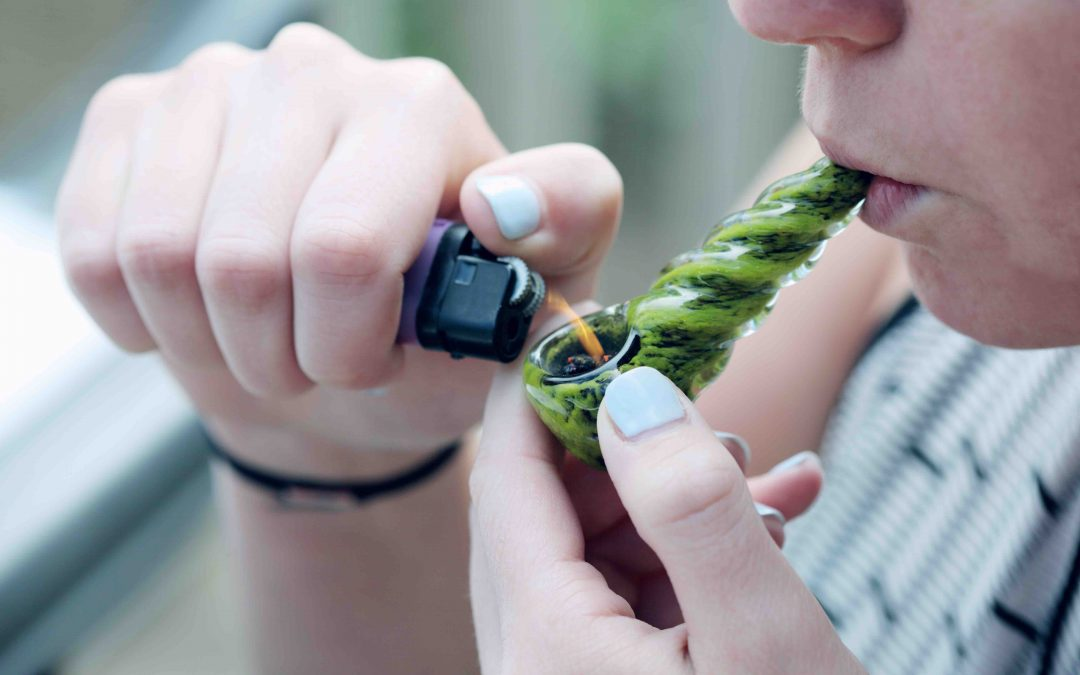 Record-breaking level of 12th graders say they're more likely to use legal marijuana