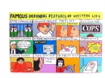 Famous Defining Features of Western Life